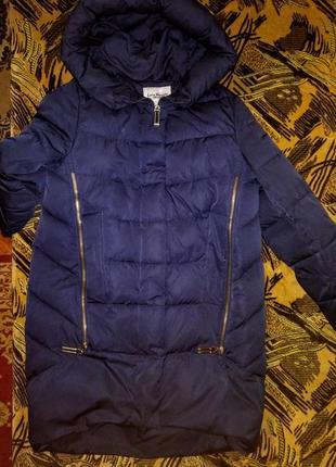 Модный теплющий пуховик на зиму
