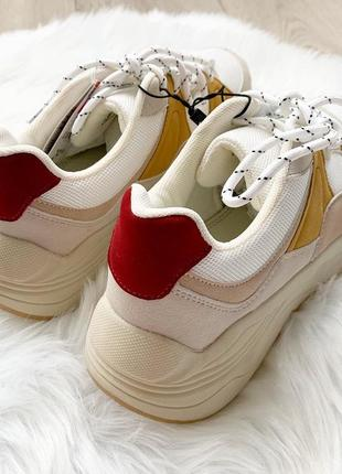 Новые! классные кроссовки в пастельных тонах5 фото