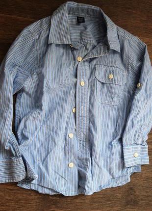 Стильная рубашка1 фото
