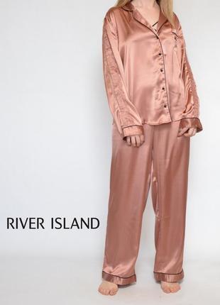 Невероятная пижама цвета пудра
