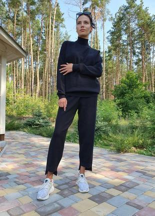 Женский прогулочный костюм (италия) размер m-l
