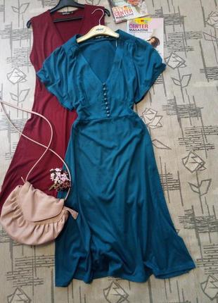 Стильное красивое платье, размер s-m