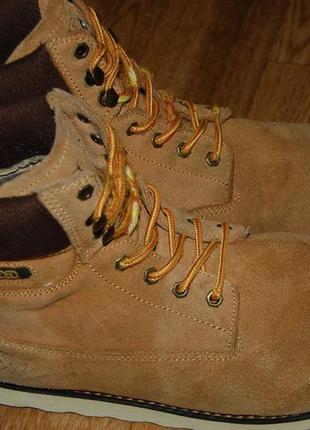Кожаные ботинки 43 р kappa оригинал хорошее состояние