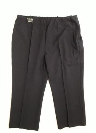 Фирменные укороченные брюки штаны