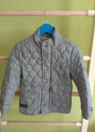 Куртка стеганая. деми1 фото