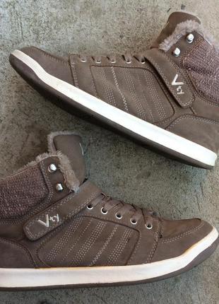 Ботинки, зимние кеды victory размер 40