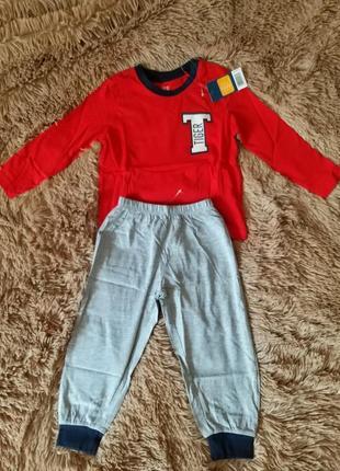 Пижама трикотажная, германия5 фото