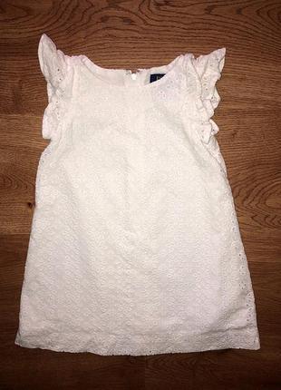 Шикарне нове платтячко з мереживом на 3-4 р polo