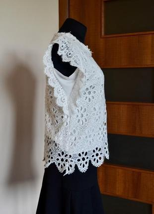 Блузка нарядная, шикарная