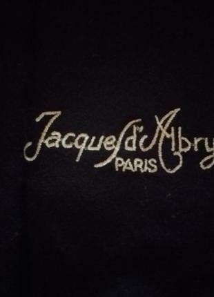 Jacques d'albry  шарф из тонкой шерсти