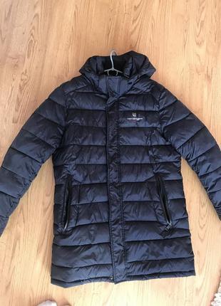 Зимнее тепло пальто ,куртка длинная
