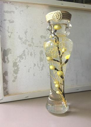 Декор бутылка