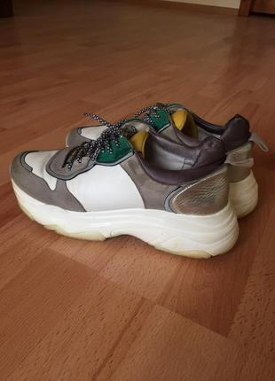 Крутые бредовые ugly shoes от голландського бренда manfield1 фото