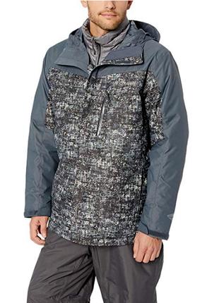 Зимняя лыжная куртка 3 в 1 columbia sportswear whirlibird