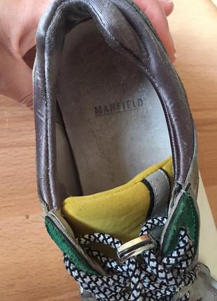 Крутые бредовые ugly shoes от голландського бренда manfield3 фото