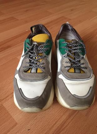 Крутые бредовые ugly shoes от голландського бренда manfield4 фото