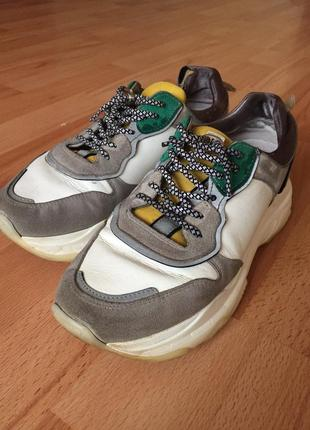 Крутые бредовые ugly shoes от голландського бренда manfield5 фото