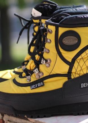 Термо сапоги, ботинки dei-tex. 38-39