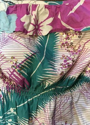 Платье с открытыми плечами3 фото