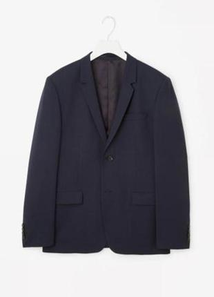 Оригинальный теплый пиджак от бренда cos разм. 444 фото
