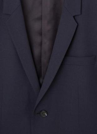 Оригинальный теплый пиджак от бренда cos разм. 445 фото