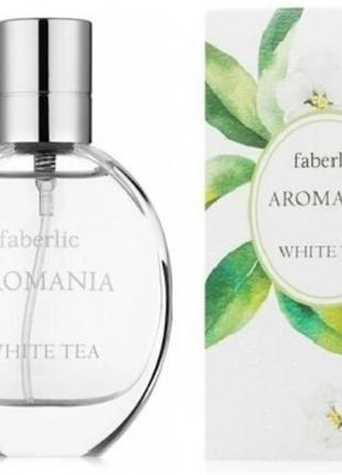 White tea faberlic aromania белый чай фаберлик аромания