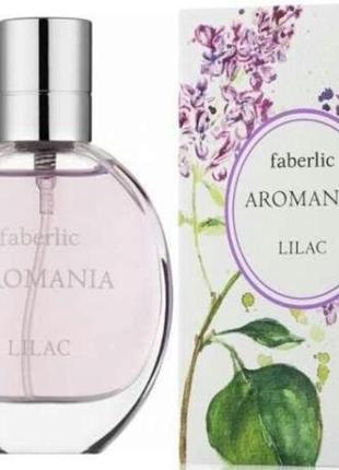 Lilac faberlic aromania сирень фаберлик аромания