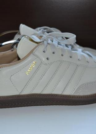 Adidas samba 39р кроссовки кожаные. оригинал