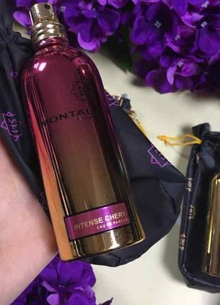 Montale intense cherry eau de parfum 100ml тестер