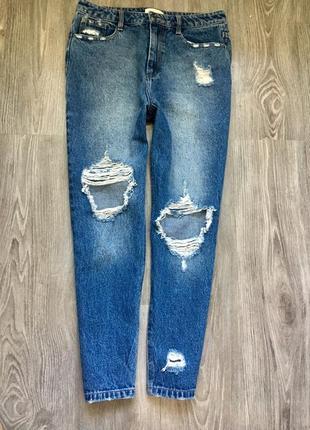 Новые рваные джинсы urban bliss скидка