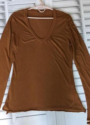 Хлопковый свитерок, zuiki (италия), размер м