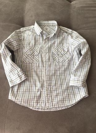 Стильна рубашечка old navy