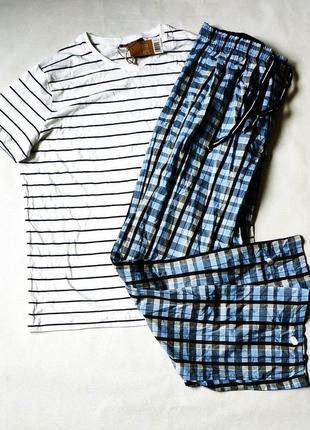 Мужской комплект для дома и отдыха пижама