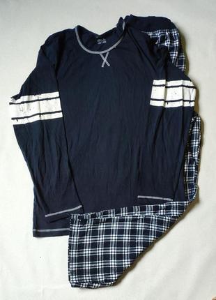 Комплект для дома и сна пижама мужская