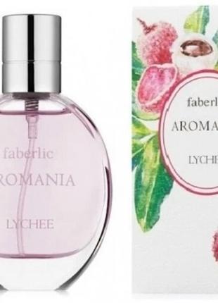 Lychee faberlic aromania личи фаберлик аромания