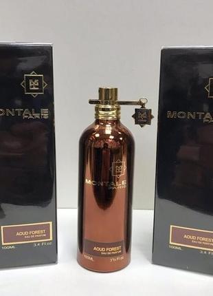 Montale aoud forest eau de parfum 100ml тестер