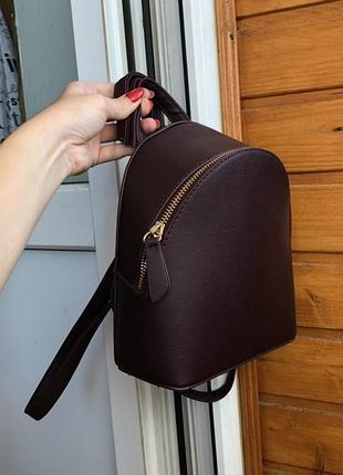 Обалденный маленький рюкзак bershka