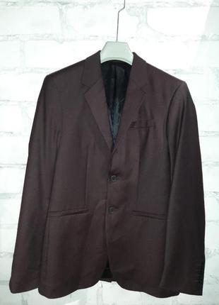 Шерстяной пиджак cos