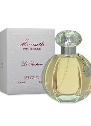 Morris morriselle pour elle le parfum тв 100мл. италия, оригинал