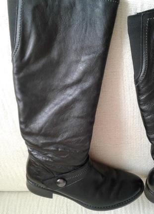 Розпродаж 🌹распродажа🌹чоботи чобітки шкіра сапоги сапожки кожа обмін обмен
