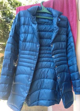 Лёгкая куртка дутая на осень, италия