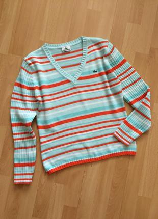 Свитер пуловер джемпер lacoste