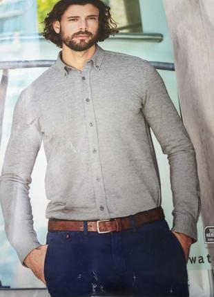Мужская трикотажная рубашка  watsons