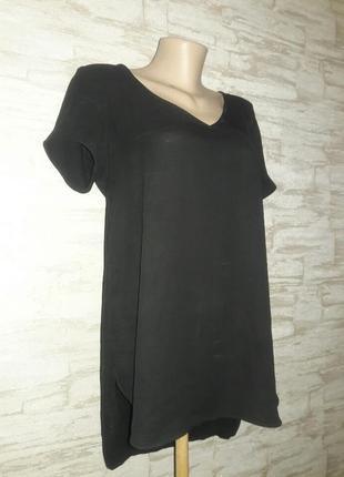 Блузка удлиненная размер 12-14