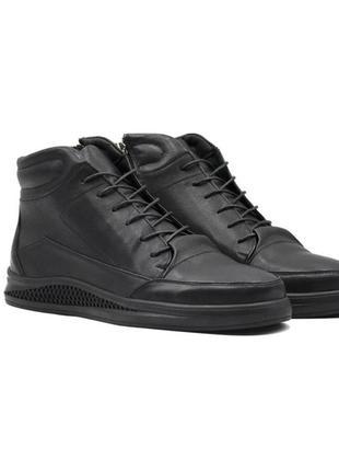 Мужские ботинки демисезон натуральная кожа в наличии украина