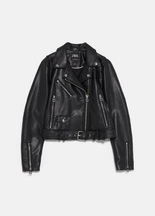 Черная куртка косуха,куртка байкер