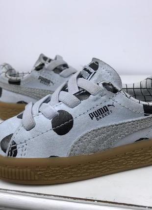 Крутые кроссовочки puma x tinny