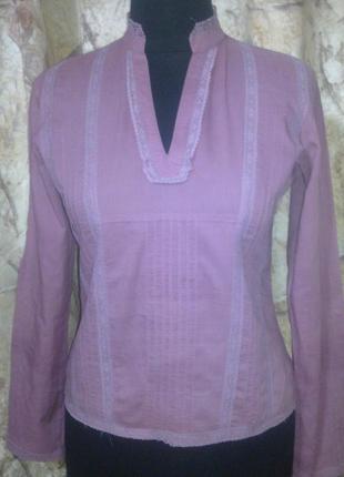 Блуза modis германия, 100%коттон, м раз.