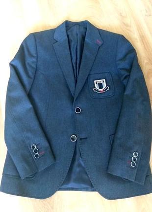 Школьный пиджак tugi для мальчика