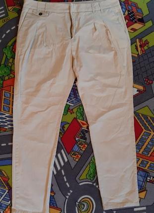 Мужские коттоновые штаны